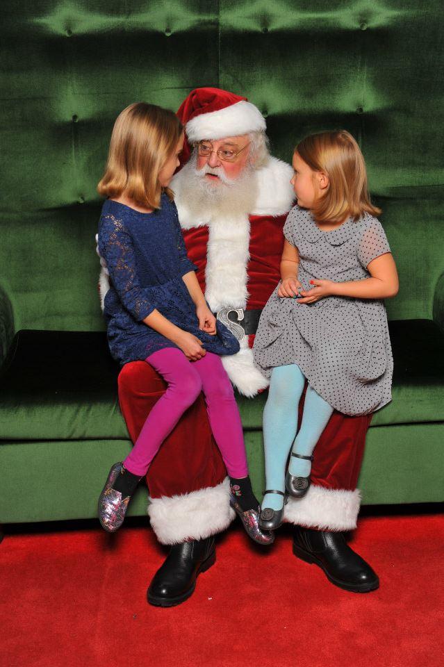 Vancouver Santas