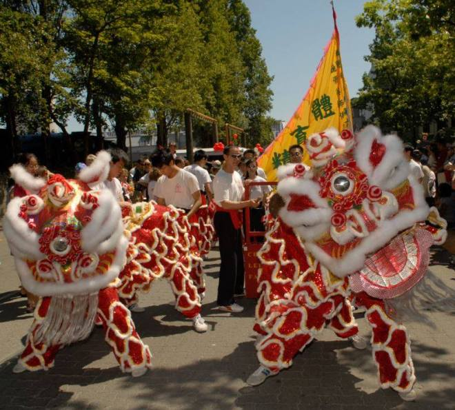 Lunar New Year Vancouver