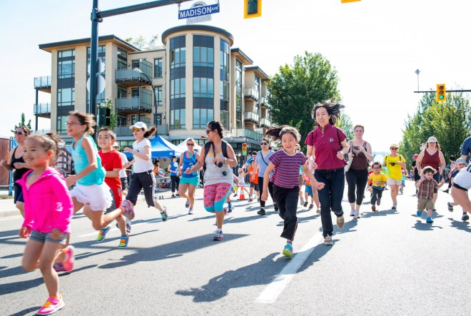 Weekend event for families in Metro Vancouver