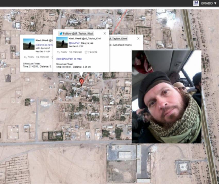 Kiwi Jihadi Mark Taylor