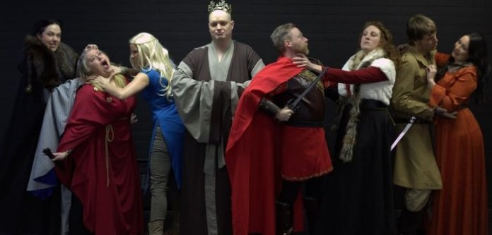 Entirely unscripted, Throne and Games promises to bring to life your favourite characters in a battle for the now empty Iron Improv Throne of Westeros.