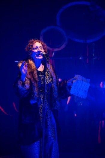 Studio 58 Artistic Director Kathryn Shaw plays Madame Renard with a wonderful eccentricity