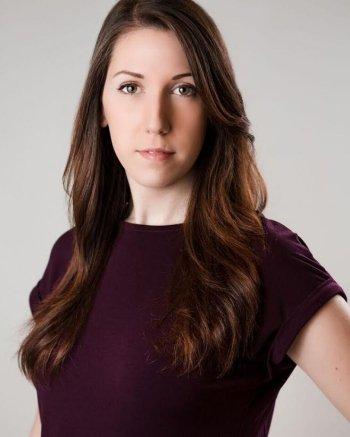 Jenna Testani plays Sally Bowles in the Capilano University production of Cabaret