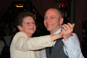 One of my most cherished memories of my mom is her dancing, clapping and singing along during a production of Mamma Mia!