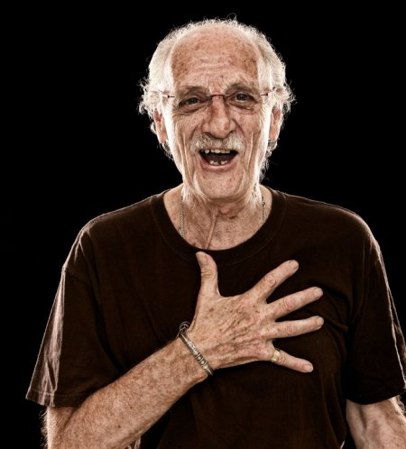 At 75 years old Jerry Granelli is the only remaining member of the Vince Guaraldi Trio