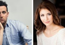 Last seen in 2015, playwright Scott Button (left) resurrects his character Desiree for a new show created specifically for this year's e-Volver Festival. Vancouver actor Meaghan Chenosky (right) will reprise the title role.