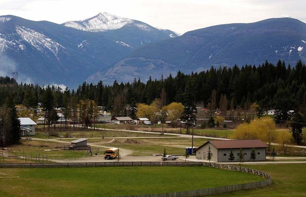 The community of Bountiful, near Lister, B.C., is at the centre of a legal debate over Canada's anti-polygamy laws.