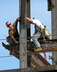 Vancouver construction accident lawyers - Construction Workers