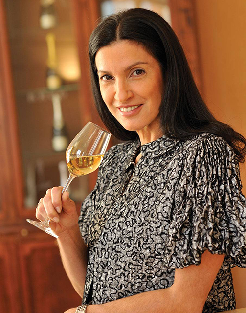 Margareth Henríquez is The Brains behind the Bubbles of Krug Champagne