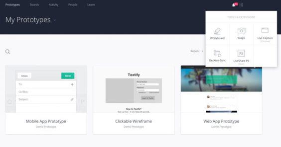 saas tools web designers