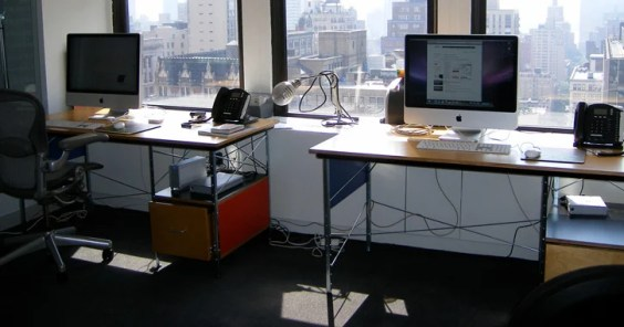 desks design work imacs