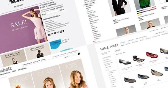 Shopping Cart Design: 20+ Inspirational E-Commerce Website Designs