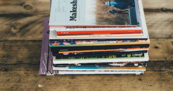 Online Magazine Design Examples for UI Inspiration
