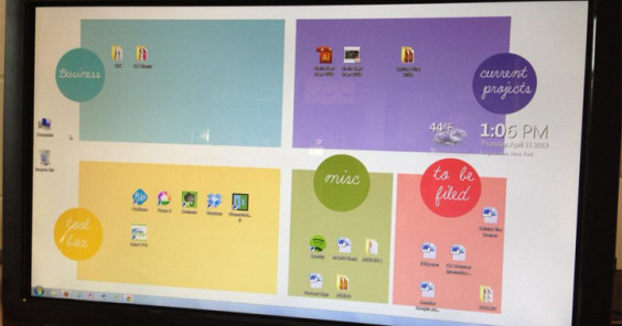 How to Organize Your Desktop