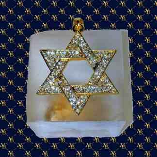 star-tetrahedron-necklace
