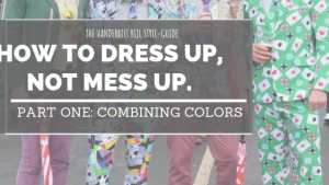 combining colors in fashion