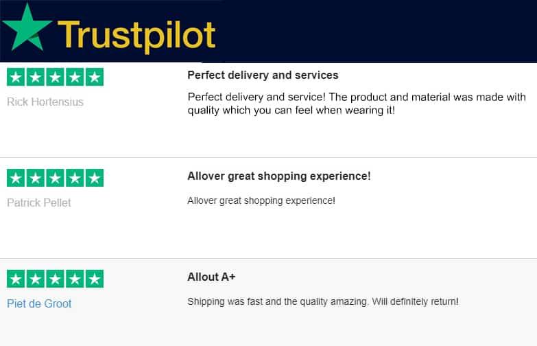 trustpilot reviews