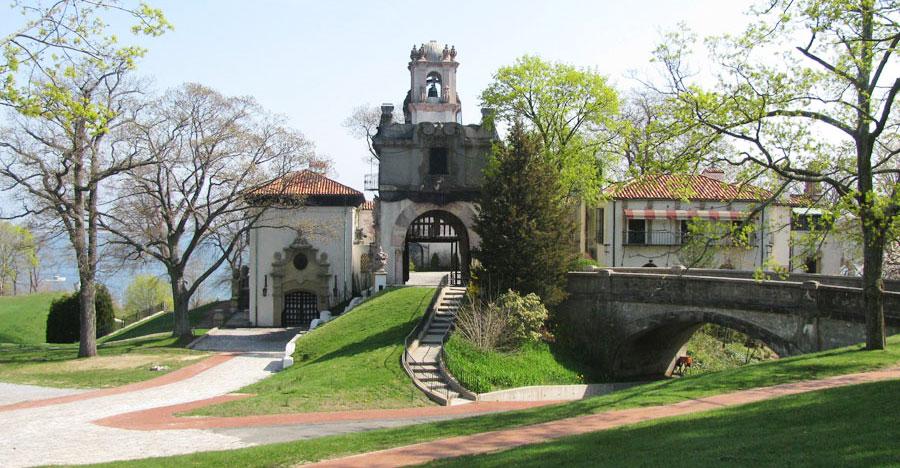 Vanderbilt Mansion in Centerport, New York
