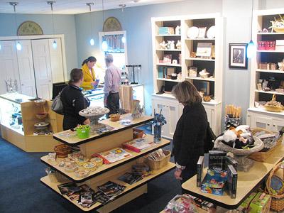 Vanderbilt Museum Gift Shop