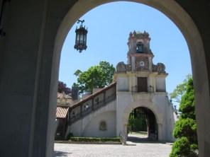 Vanderbilt Archway, Courtyard View