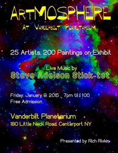 ArtMosphere poster