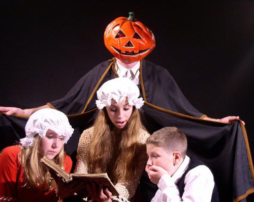 childrens theater halloween treat sleepy hollow - Halloween Feis