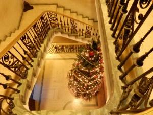 Vanderbilt Mansion stairwell