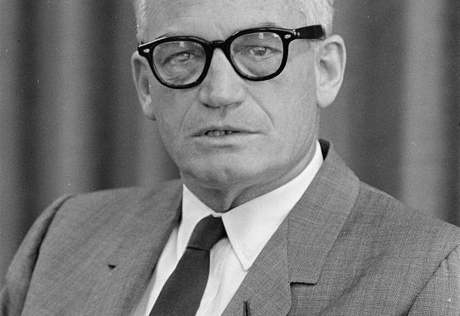 Lessons from Goldwater for Today's GOP on Gay Marriage