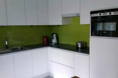 Keuken appartement blankenberge