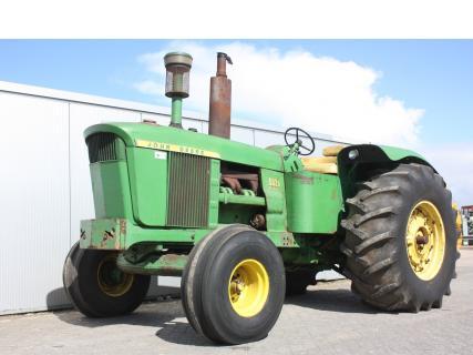 JOHN DEERE 5020 1966 Vintage Tractor Van Dijk Heavy