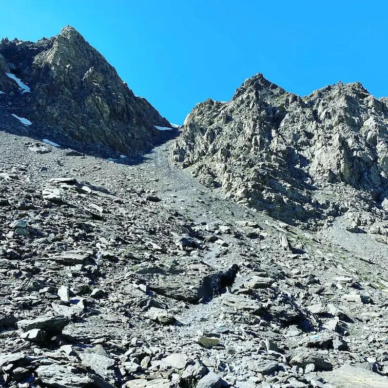 Sentiero Dino Icardi Wandern mit Hund Alpen