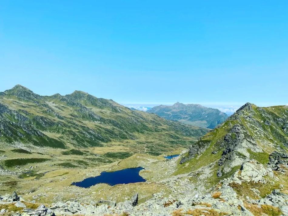 Kitzbüheler Alpen Grasberge Torhelm Langer Grund Kelchsau Brixental Tirol Wandern