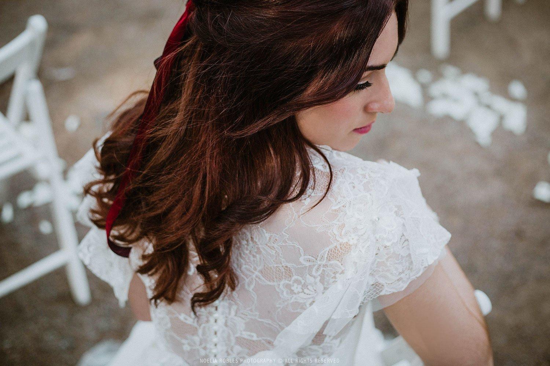 hairstyle bridal vanesa alvarez