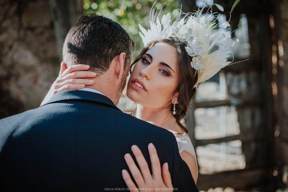 Maquillaje de novia Vanesa Alvarez
