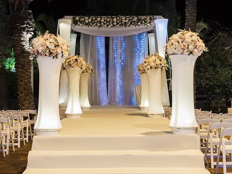 Vanessa Cerrone event planner cerimonia matrimonio ebraico Roma