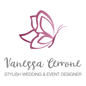 Vanessa Cerrone stylish wedding & event designer