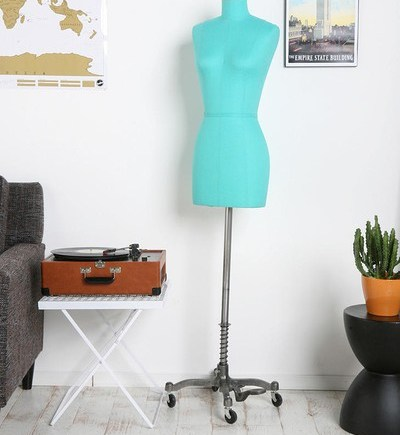 How To Decorate Using A Dress Form Archives Green Acres Meets Paris