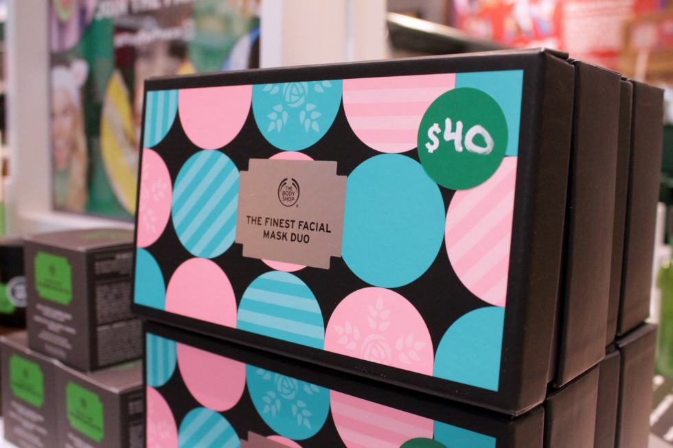 Body Shop Gifting Hack Finest Mask Duo