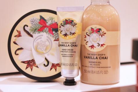 Body Shop Gifting Hack Vanilla Chai