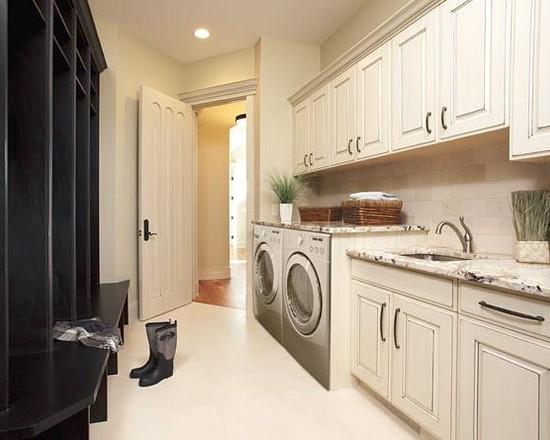 Mud Room Laundry Storage (Calgary)