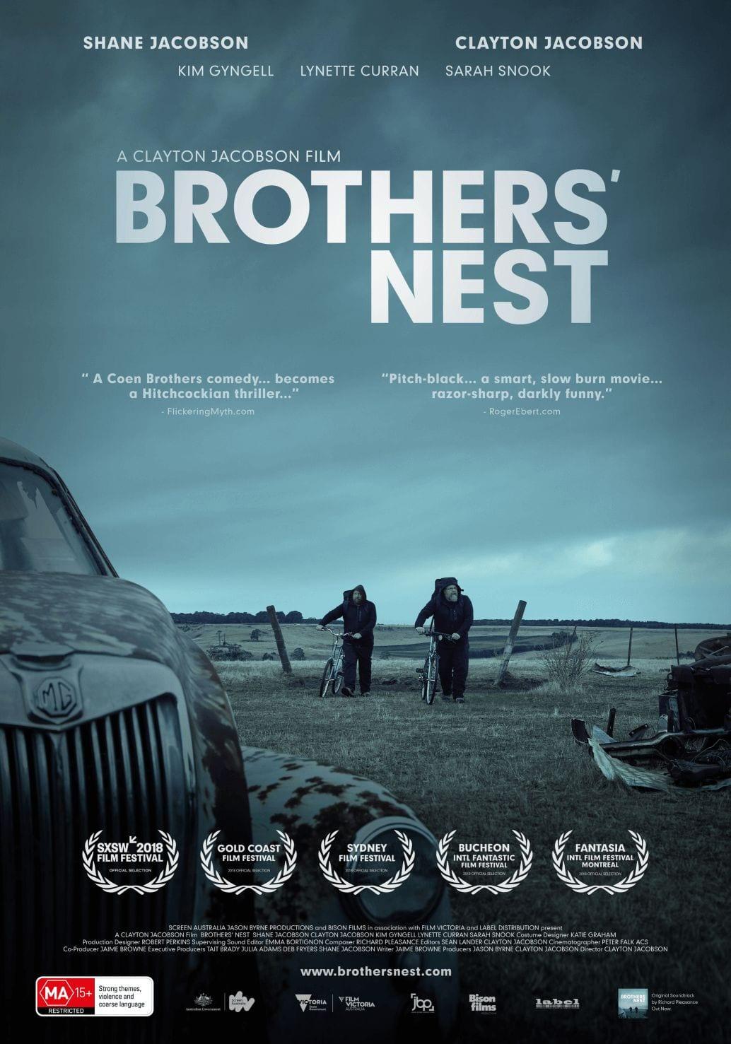 Brothers Nest 2018