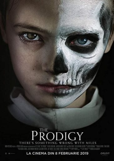 Jackson Robert Scott in The Prodigy poster