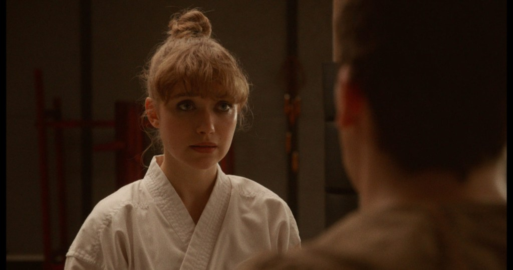 Imogen Poots as Anna in The Art of Self Defence 2019