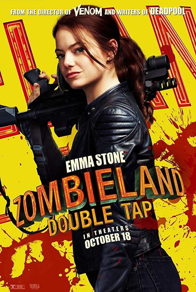 Emma Stone Zombieland: Double Tap