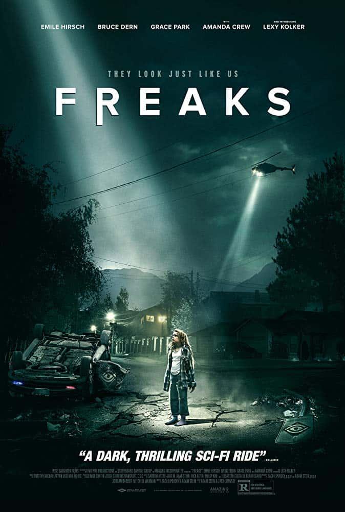 Freaks 2019 Poster