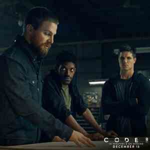 code 8 movie. Stephen Amell and Robbie Amell