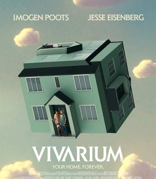 Movie poster for Vivarium