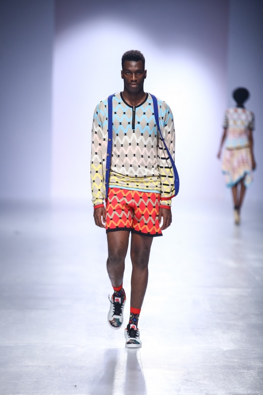 Maxhosa By Laduma. © Copyright Lagos Fashion and Design Week.