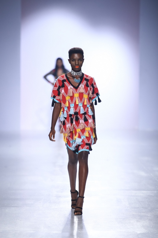 Maxhosa By Laduma. © Copyright Lagos Fashion and Design Week.