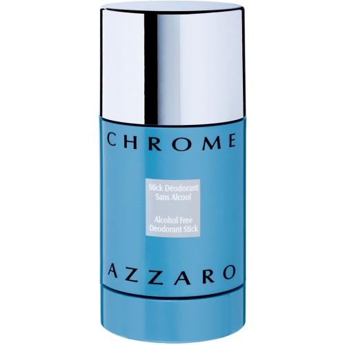 Azzaro Chrome Stick Déodorant sans alcool 26€ les 75ml